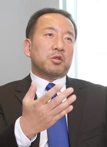 アリババ株式会社 代表取締役社長 CEO 香山 誠氏