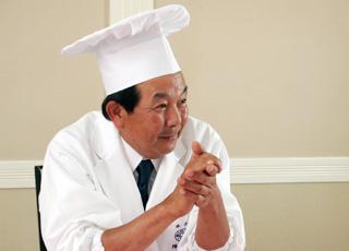 四川飯店グループ オーナーシェフ 陳 建一