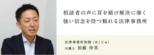 法律事務所柏樹(はくじゅ)